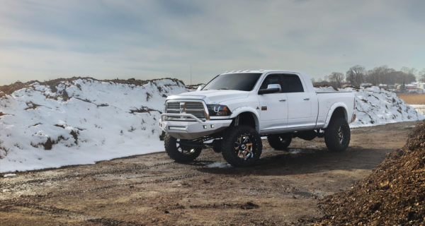 Dodge RAM 3500 Winter Alberta