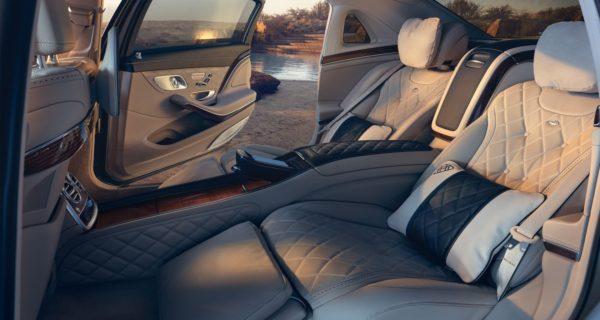 Mercedes-Maybach Interior