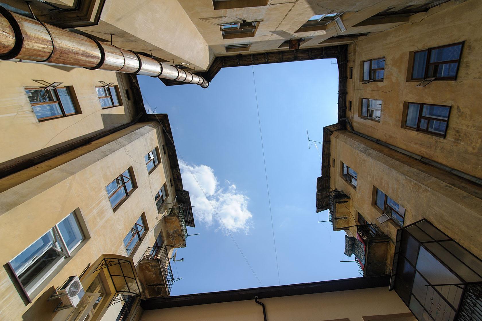 edmonton condos looking up